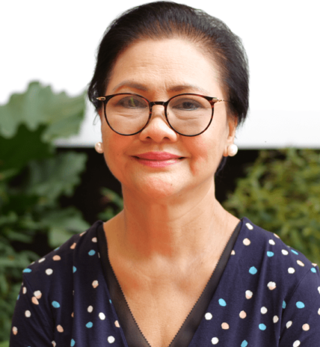 Vicky brings over 40 years of experience in both the corporate sector and Christian ministry. She is currently Managing Partner at Allianz Insurance and, prior to that, was Branch Manager for AXA Philippines overseeing Manila and Davao. (read more)
